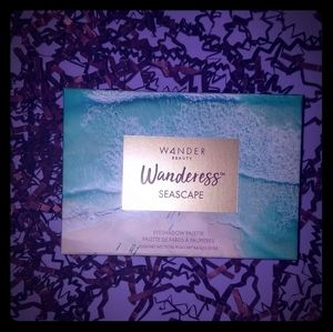 NWT Wander Beauty Seascape Eyeshadow Palette